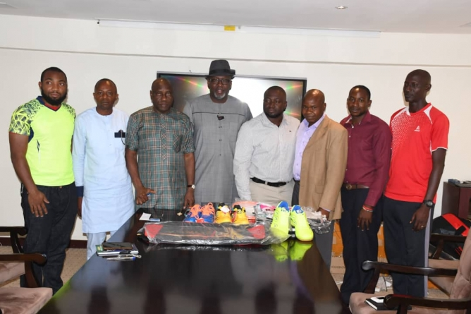 DOMINION TOTAL SPORTS VENTURES BOOSTS NIGERIA'S BADMINTON BODY