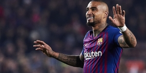 KEVIN-PRINCE BOATENG'S HOME BURGLED WHILE FC ON BARCELONA DUTY
