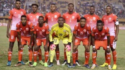BURUNDI KEEPS FLYING EAGLES' WORLD CUP HOPE ALIVE