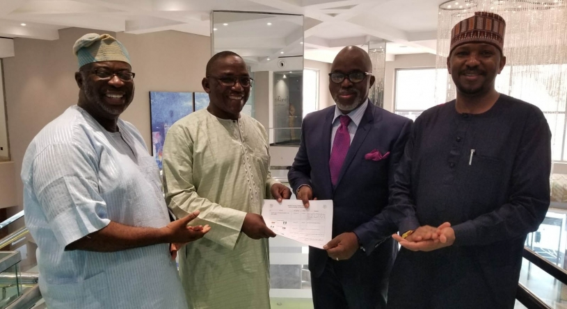 NIGERIA'S SPORTS MINISTER DALUNG EXCITED FOR  WOMEN'S INCLUSION IN NEW NIKE PROJECT FOR NIGERIA