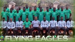 FLYING EAGLES MAY OUST HOSTS, MOROCCO FROM AFRICAN GAMES TODAY