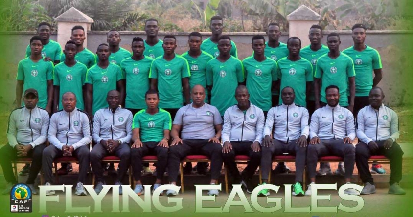 NIGERIA PICKS FIFA U20 WORLD CUP TICKET FOR THE 12TH TIME