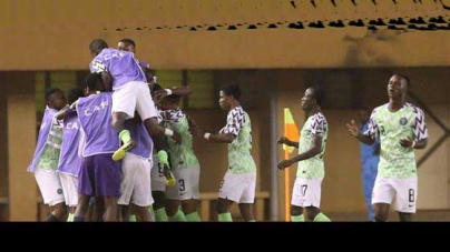 U20 AFCON: FLYING EAGLES ARE ONE WIN AWAY FROM PICKING WORLD CUP TICKET