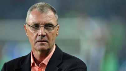 SFAXIEN COACH, RUUD KROL, ADMITS; RANGERS  ARE GOOD