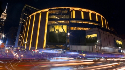 ANTHONY JOSHUA BOUT BREAKS MADISON SQUARE GARDEN PRE-SALE RECORD