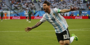 LUCKY CHARM ENABLED LIONEL MESSI SCORE AGAINST NIGERIA AT WORLD CUP!
