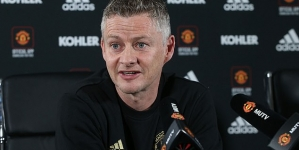 MANCHESTER UNITED BOSS SOLSKJAER, HOPES FOR PSG REPEAT AGAINST BARCELONA