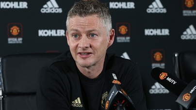 MANCHESTER UNITED BAITS OLE GUNNAR SOLSKJAER JOB SECURITY WITH PSG DEFEAT