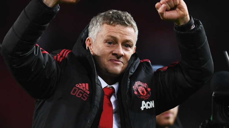 SOLSKJAER BECOMES FIRST MANCHESTER UNITED AFTER ALEX FERGUSON TO WIN EPL MANAGER OF THE MONTH