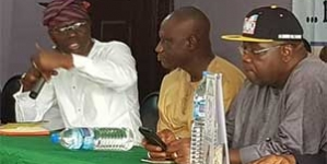 APC GOVERNORSHIP CANDIDATE, SANWO-OLU PROMISES LAGOS TAKE-OVER OF NATIONAL STADIUM