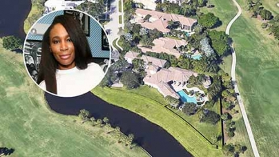 VENUS WILLIAMS SELLING SOUTH FLORIDA HOUSE FOR $2.695M