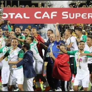 MOROCCO'S RAJA CASABLANCA WINS FIRST CAF SUPER CUP OUTSIDE AFRICA