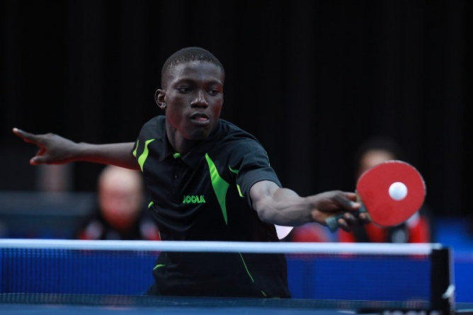 TABLE TENNIS: TEAM NIGERIA BEGINS CAMPAIGNS AT WORLD JUNIOR CIRCUIT IN GHANA