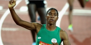 SEMENYA FLOOR IAAF AGAIN AT SWISS COURT