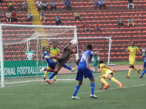 WIKKI CRUISE TO VICTORY OVER RIVERS UNITED FC