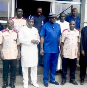 NIGERIA'S BADMINTON FEDERATION LAUDS FRSC FOR EMPLOYING BADMINTON PLAYERS