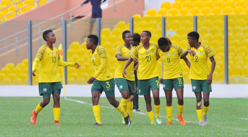 SOUTH AFRICA BIDS FOR WOMEN'S WORLD CUP HOSTING