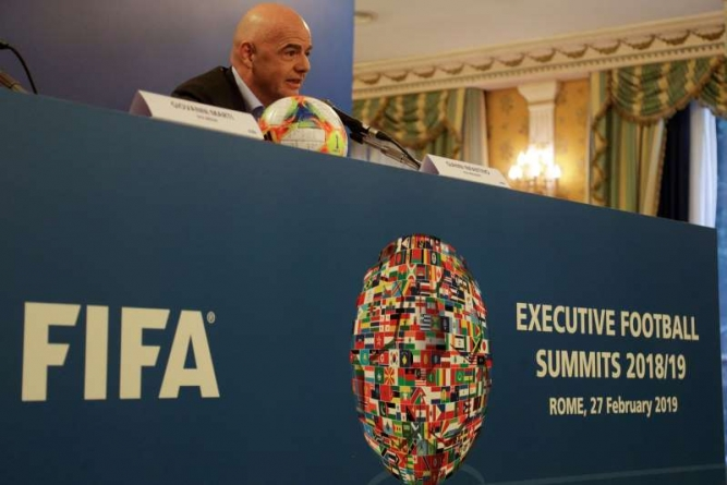 FIFA RESERVES SOAR TO $2.7B, REVENUE AT $6.4B