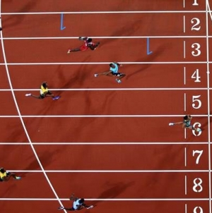 IAAF TO USE NEW WORLD RANKINGS AS PART OF OLYMPIC ELIGIBILITY SYSTEM