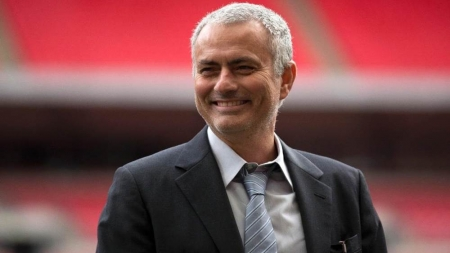 'I DON'T NEED NEW PLAYERS AT SPURS, SAYS MOURINHO