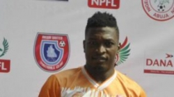 EFFIONG REPLACES INJURED AINA FOR NIGERIA'S MATCHES WITH SEYCHELLES, EGYPT