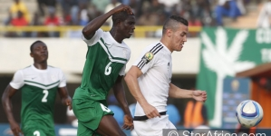 OLYMPIC EAGLES SET TO OVERPOWER LIBYA IN TUNISIA