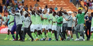 STAR LAGER AGAIN BRINGS SHINING MOMENTS TO SUPER EAGLES AND FANS