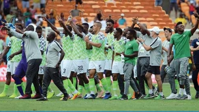 NIGERIA LEADS 2021 AFCON GROUP L QUALIFIERS