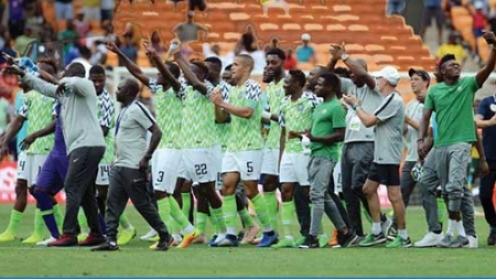 HOW DID THE SUPER EAGLES SINK TO THIS LEVEL?