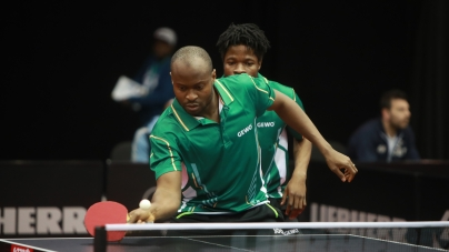 AFRICAN TABLE TENNIS FEDERATION HAILS ARUNA QUADRI'S FEAT IN BUDAPEST