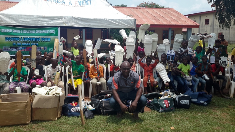 COMMUNITY SPORT AND EDUCATIONAL DEVELOPMENT SET TO UPLIFT NIGER DELTA AREA