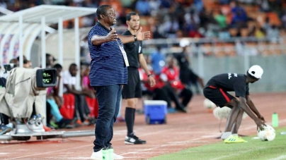 ANGOLA'S COACH MAPS OUT STRATEGY TO CURB NIGERIA'S OFFENSIVE