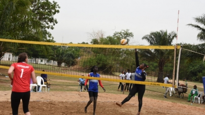 NIGERIA, EGYPT IN THE QUARTER FINALS OF THE AFRICA BEACH VOLLEYBALL CUP