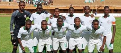 NIGERIA'S GOLDEN EAGLETS SURVIVE SCARE IN 9-GOAL THRILLER WITH TANZANIA