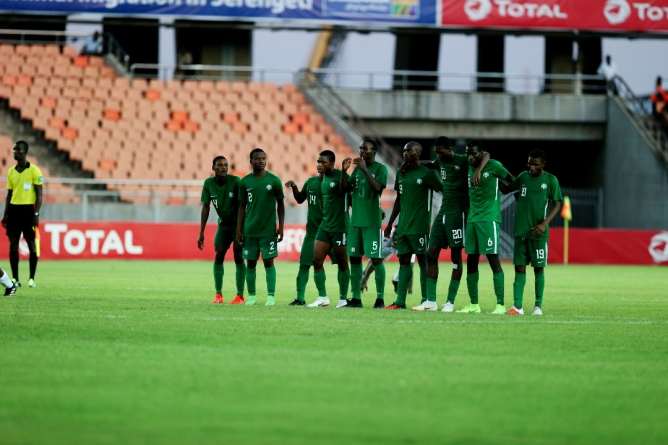 FIVE-TIME WORLD CHAMPIONS, GOLDEN EAGLETS LAND IN BRAZIL FOR 6TH TITLE CHASE