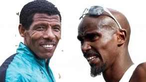 GREAT ATHLETES, MO FARAH AND GEBRSELASSIE IN FURIOUS ROW OVER BURGLARY