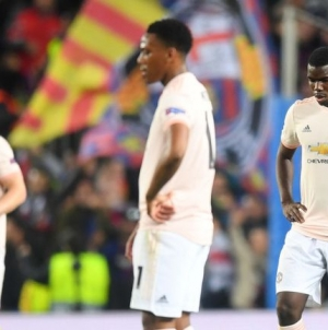 FALLOUT FROM AMAZING DEFEAT: MANCHESTER UNITED'S TACTICAL NOTE LEAKED TO BARCELONA