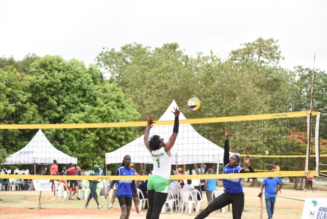 ANGOLA, MOZAMBIQUE TOPS AS RWANDA SHOCKS EGYPT AT 2019 AFRICA BEACH VOLLEYBALL