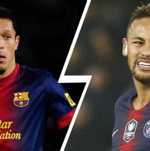 NEYMAR REGRETS LEAVING BARCELONA, SAYS EX-BARCA, ADRIANO