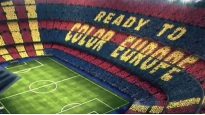 CHOREOGRAPHY DISPLAY TO FEATURE IN BARCA CLASH WITH LIVERPOOL AT CAMP NOU