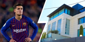 'HOME TROUBLE' HUNTS COUTINHO AT BARCELONA