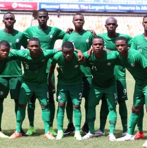 THESE EAGLETS ARE TRULY GOLDEN, SAYS NIGERIA'S MINISTER, DALUNG