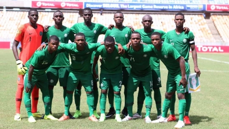 FLASHBACK: AT LAST, GOLDEN EAGLETS RECORD FIRST DEFEAT