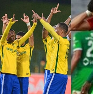 AFRICAN GIANTS, AHLY, SLAUGHTERED IN SOUTH AFRICA!