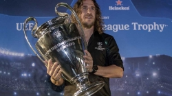CARLOS PUYOL IGNITES UYO FANS WITH UCL TOUR BY HEINEKEN