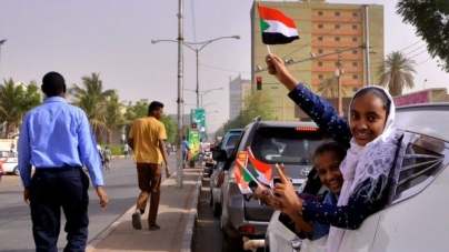 MILITARY OVERTHROW OF SUDAN'S OMAR AL-BASHIR FORCES CONFEDERATION CUP POSTPONEMENT