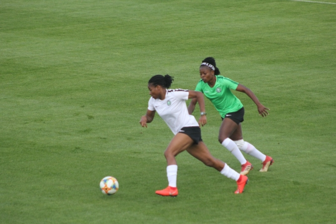 HISTORY BECKONS ON NIGERIA SUPER FALCONS TONIGHT