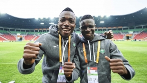 FLYING EAGLES MAY WALK OVER SOUTH AFRICA