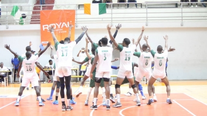 NIGERIA QUALIFY FOR 2019 AFRICAN GAMES MEN'S VOLLEYBALL EVENT