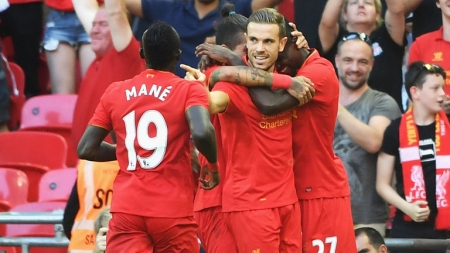 LIVERPOOL ARE 10 AWAY FROM EQUALLING ARSENAL'S INVINCIBLES